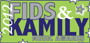 2012 Kids and Family Music Awards