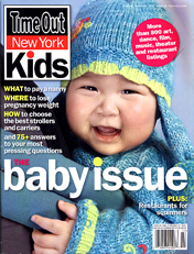 Time Out NY - Baby Issue
