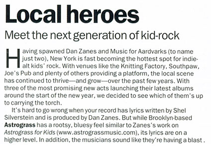 Local Heroes - Meet the Next Generation of Kid Rock